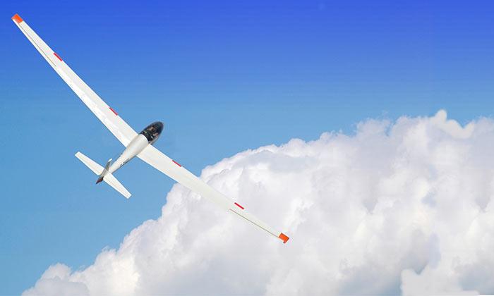 Pete Harvey - British Gliding Champion