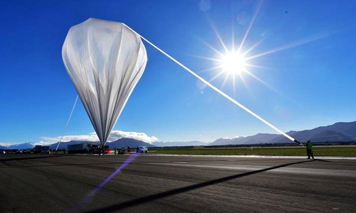 Trig and the NASA facility - CSBF
