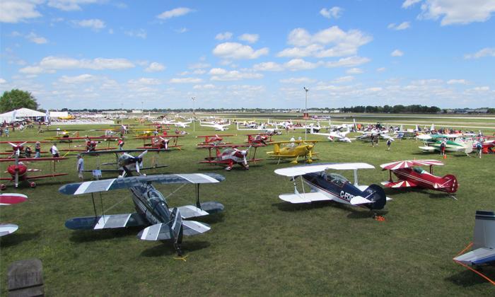 Trig – Exhibiting at EAA 'Spirit of Aviation' Week