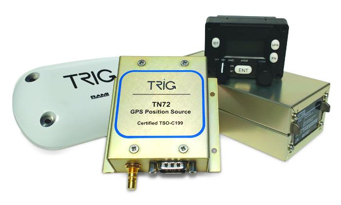 TN72 GPS Receiver - Trig Avionics