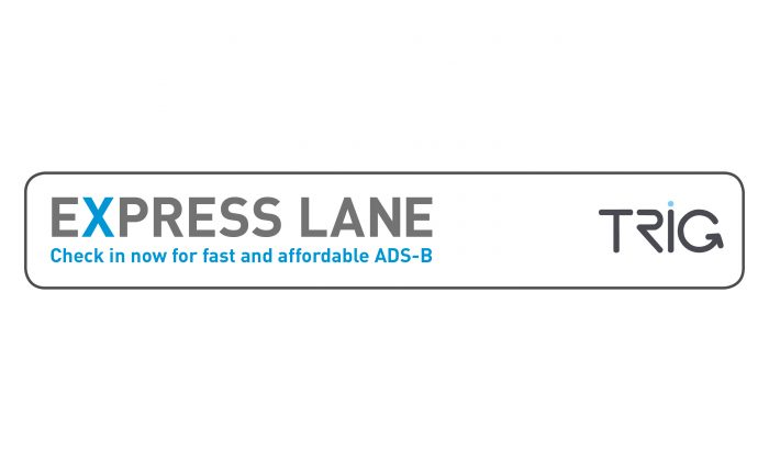 Trig's ADS-B Express Lane