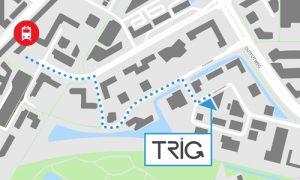 Trig Avionics - Contact Us - Amersfoort Map