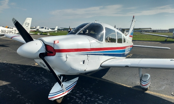 Flying schools discover the benefits of ADS-B
